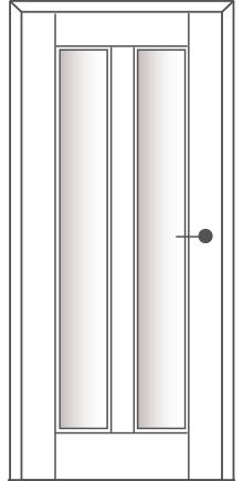 Sühac Avantgarde Etage Ausführung E4-Lichtausschnitt