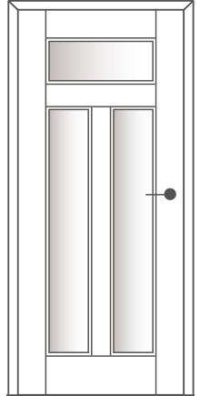 Sühac Avantgarde Etage Ausführung E5.3-Lichtausschnitt