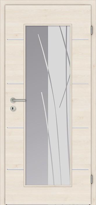 SÜHAC MODUL L4-LA1 CPL Touch Oak White DQ BAMBUS