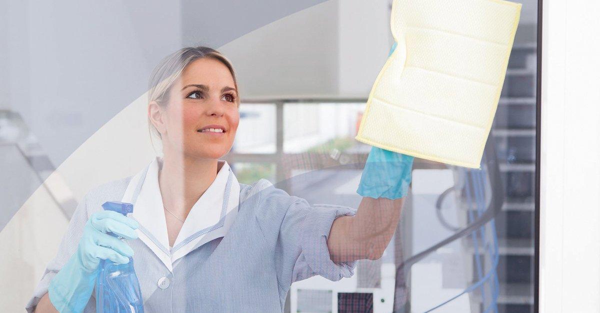 Reinigung und Pflege Ihrer Glastüren