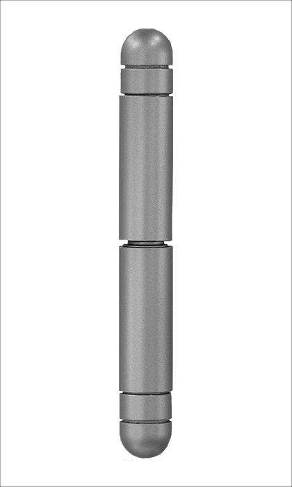 <b>Rundkopf 2-teilig</b><br>Edelstahl-Optik