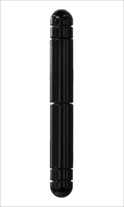 <b>Rundkopf 2-teilig</b><br>schwarz glänzend