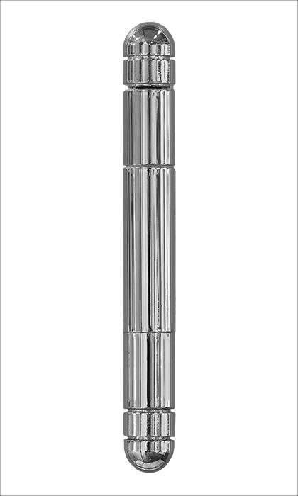 <b>Rundkopf 3-teilig</b><br>Chrom-Optik