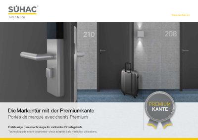 SUEHAC TKB Premiumkante Schichtstoff 2020